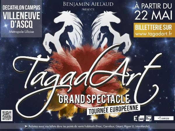 Tagad'Art, le spectacle équestre à ne pas manquer